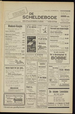 Scheldebode 1954-01-08