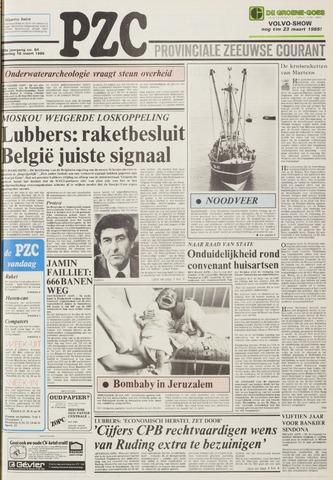 Provinciale Zeeuwse Courant 1985-03-16