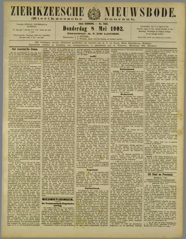 Zierikzeesche Nieuwsbode 1902-05-08