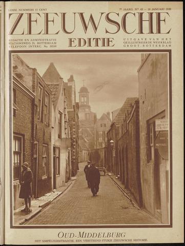 Ons Zeeland / Zeeuwsche editie 1930-01-10