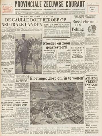Provinciale Zeeuwse Courant 1966-08-29