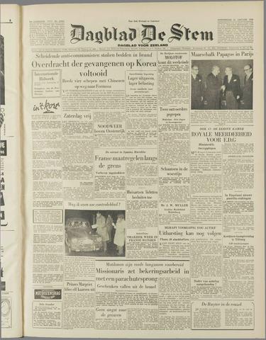 de Stem 1954-01-21