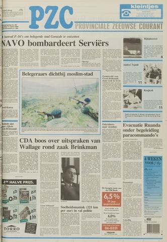 Provinciale Zeeuwse Courant 1994-04-11