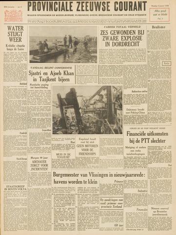 Provinciale Zeeuwse Courant 1966-01-04