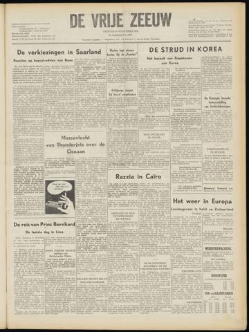 de Vrije Zeeuw 1952-11-21