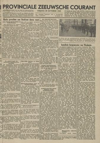 Provinciale Zeeuwse Courant 1943-10-29