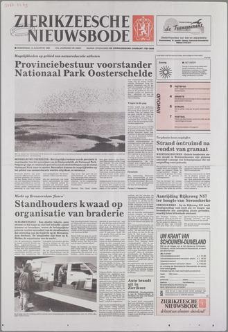 Zierikzeesche Nieuwsbode 1995-08-10