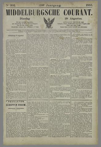 Middelburgsche Courant 1883-08-28