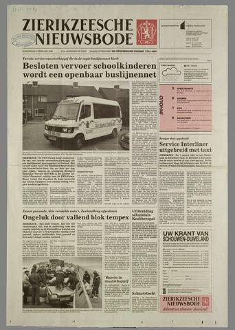 Zierikzeesche Nieuwsbode 1996-02-08