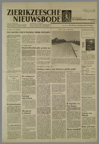 Zierikzeesche Nieuwsbode 1963-06-04