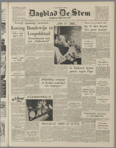 de Stem 1959-12-29