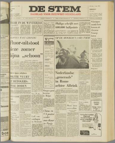 de Stem 1972-03-11