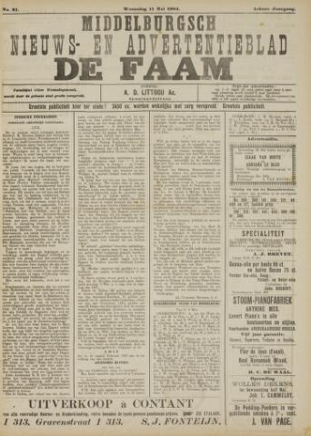 de Faam en de Faam/de Vlissinger 1904-05-11