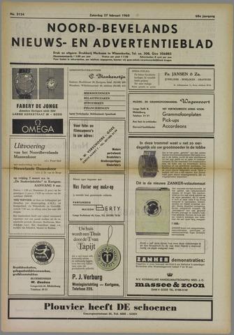 Noord-Bevelands Nieuws- en advertentieblad 1965-02-27