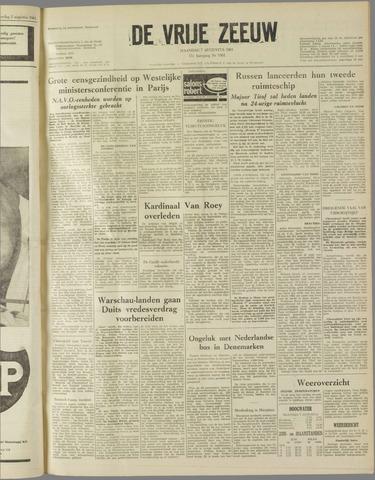 de Vrije Zeeuw 1961-08-07