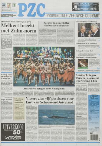 Provinciale Zeeuwse Courant 2000-12-04