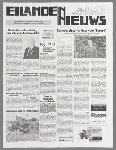 Eilanden-nieuws. Christelijk streekblad op gereformeerde grondslag 2004-06-08