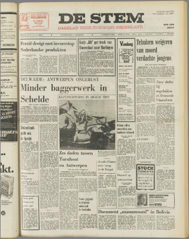 de Stem 1974-03-22
