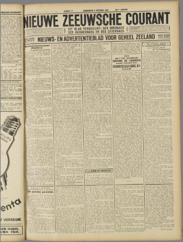 Nieuwe Zeeuwsche Courant 1930-10-02