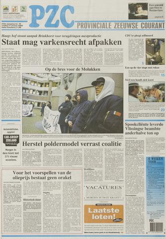 Provinciale Zeeuwse Courant 2000-01-21