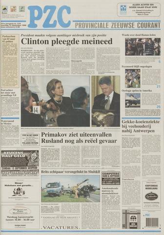 Provinciale Zeeuwse Courant 1998-09-12