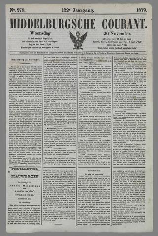 Middelburgsche Courant 1879-11-26