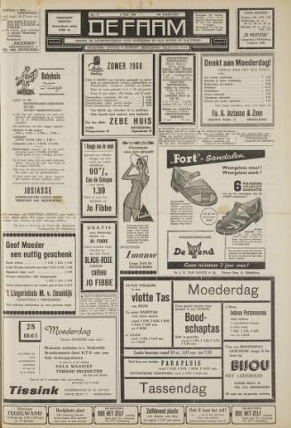 de Faam en de Faam/de Vlissinger 1960-05-06