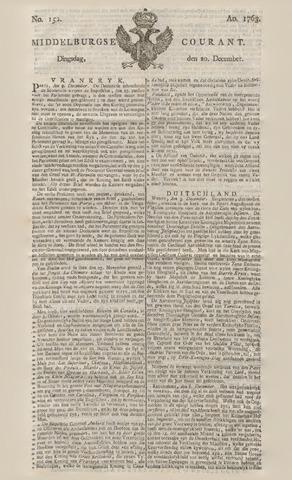 Middelburgsche Courant 1763-12-20