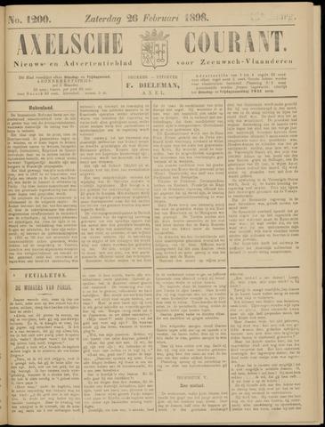 Axelsche Courant 1898-02-26