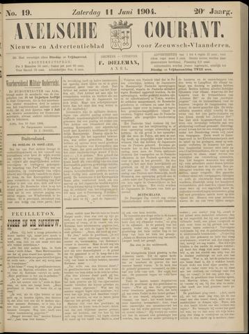 Axelsche Courant 1904-06-11