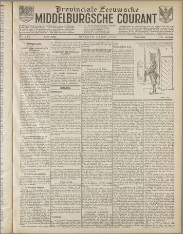 Middelburgsche Courant 1930-06-03