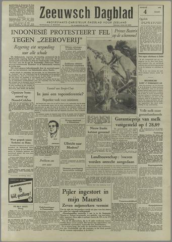 Zeeuwsch Dagblad 1958-03-04