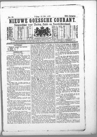 Nieuwe Goessche Courant 1876-05-12
