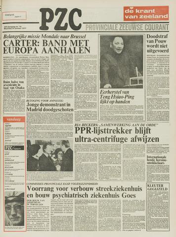 Provinciale Zeeuwse Courant 1977-01-24