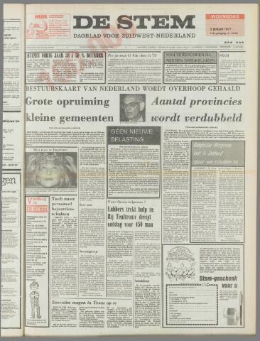 de Stem 1977-01-05