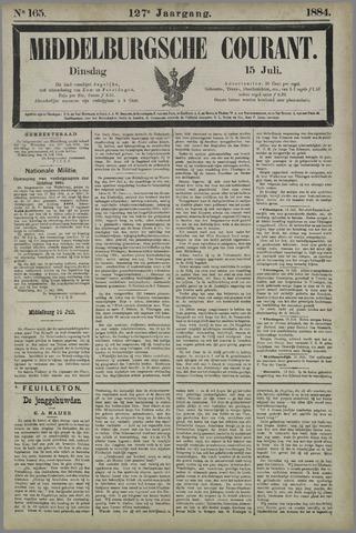 Middelburgsche Courant 1884-07-15