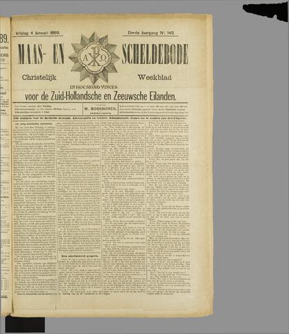 Maas- en Scheldebode 1889