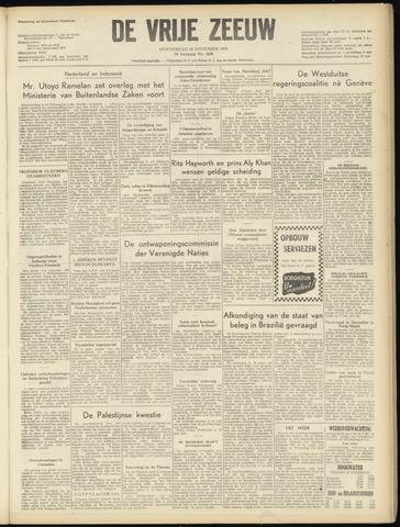 de Vrije Zeeuw 1955-11-24