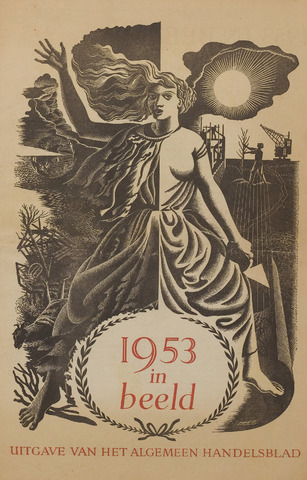 Watersnood documentatie 1953 - kranten 1954-01-05