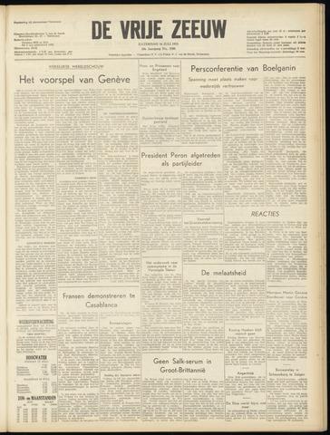 de Vrije Zeeuw 1955-07-16