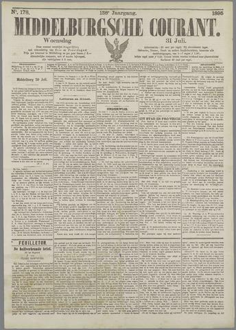 Middelburgsche Courant 1895-07-31