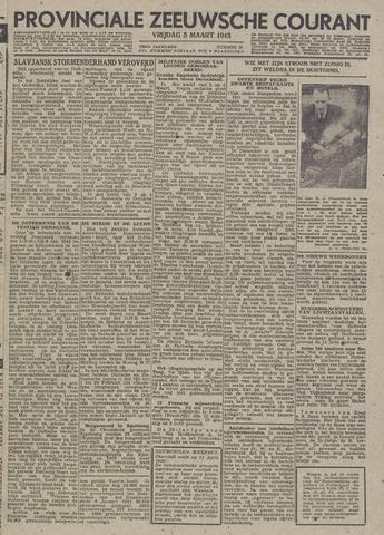 Provinciale Zeeuwse Courant 1943-03-05