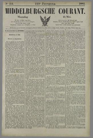 Middelburgsche Courant 1882-05-15