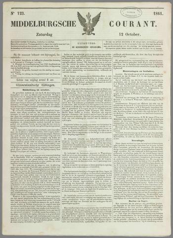 Middelburgsche Courant 1861-10-12