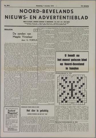 Noord-Bevelands Nieuws- en advertentieblad 1978-12-07
