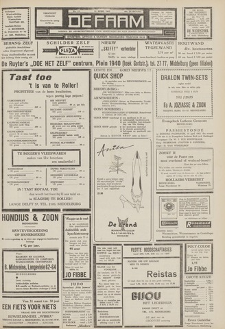 de Faam en de Faam/de Vlissinger 1962-04-13