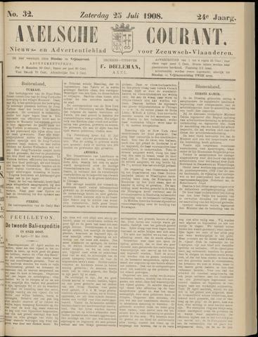 Axelsche Courant 1908-07-25