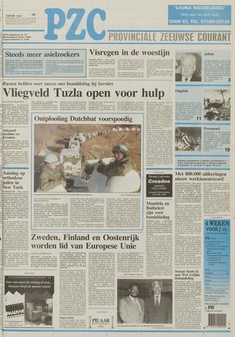 Provinciale Zeeuwse Courant 1994-03-02