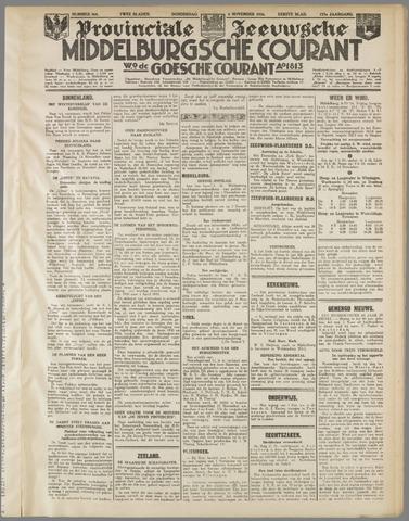 Middelburgsche Courant 1934-11-08