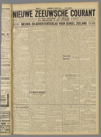 Nieuwe Zeeuwsche Courant 1933-03-16